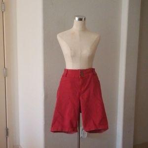 Torrid Stretch Denim Shorts